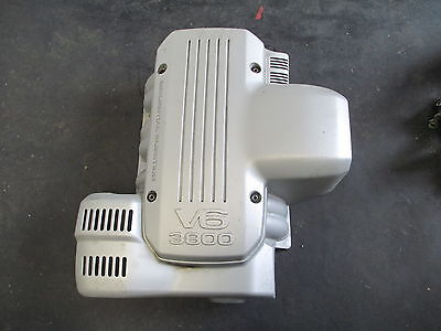 Holden Commodore Vt Vx Vu Vy Plastic Engine Cover To Suit V6 3.8 Litre