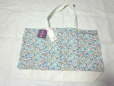 New Uniqlo Japan Liberty London Collaboration Tote Bag Floral F/S