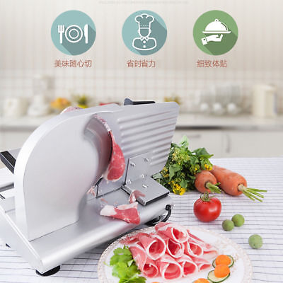 Household Frozen Meat Slicer Cutting Machine Can Be Used In Restaurant And Hotel
