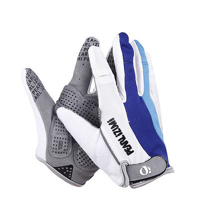 Full Finger Racing Motorcycle Gloves Cycling Bicycle MTB Bike Riding Gloves