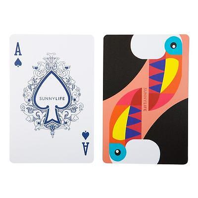 NEW Sunnylife Toucan Giant Waterproof Playing Cards