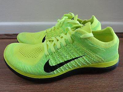 c0085f5f7e39 Nike Free 4.0 flyknit mens trainers sneakers 631053 700 uk 7.5 eu 42 us 8.5  NEW