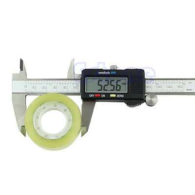 6 Inch 150mm Stainless Steel Electronic LCD Digital Vernier Caliper Gauge Ruler