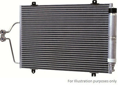 Mercedes-Benz Condenser, Air Con Conditioning Radiator A/c 940322 Nissens New