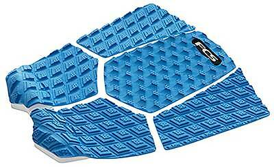 FCS T-4 Traction Pad - Blue - New