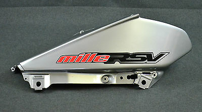 New Genuine Aprilia Rsv2 1000 01-02 Rh Ext.air Duct, Grey Ap8158575 (Gb)