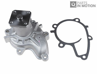 Water Pump fits NISSAN SUNNY N13 1.8 89 to 91 ADN19116 Coolant Blue Print New