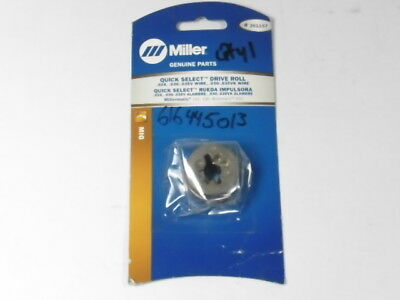 Miller 261157 Drive Roll ! NEW !