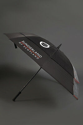 Sunderland Golf Double Canopy Clearview Performance Umbrella