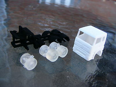 N-Train - 3D Printed 'Axor' 6x4 Lorry cab