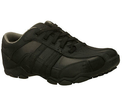 Skechers USA Diameter Vassell Oxford, BlackTan, 9,5 M US