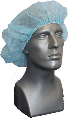 Hair Net Bouffant Caps, Disposable, for Kitchen, Food, Medical LOT OF 6000