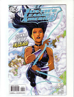 Justice League Of America #49 Variant (Nm) Dc