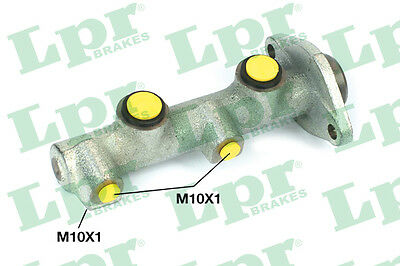 FORD CAPRI 2.8 Brake Master Cylinder 81 to 85 1507 LPR P08635 1470594 1527284