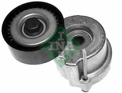 VAUXHALL VECTRA C 1.9D Aux Belt Tensioner 02 to 08 534040410 Drive V-Ribbed INA