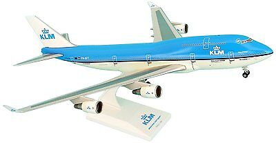 Skymarks SKR434 KLM Boeing 747-4 City of Tokyo PH-BFT Desk Model 1/200 Airplane
