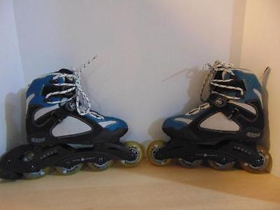 Inline Roller Skates Ladies Size 5 Ultra Wheels  Excellent Quality
