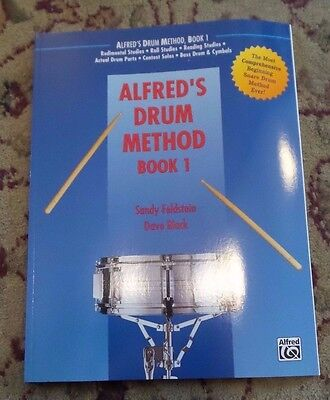 Alfred's Drum Method Book 1