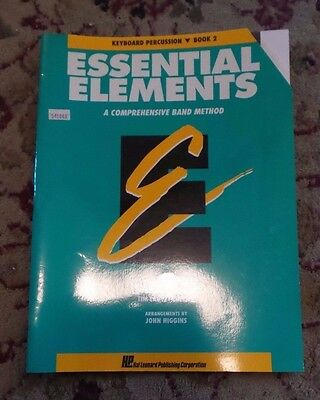 Essential Elements: Keyboard Percussion Book 2