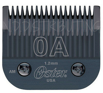 Oster Titan # 0A Diamox Detachable Clipper Blade #76918-656 76, Powerline NEW