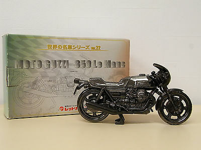 [MODEL] Moto Guzzi 850 Le Mans diecast metal figure 1/16 Not For Sale