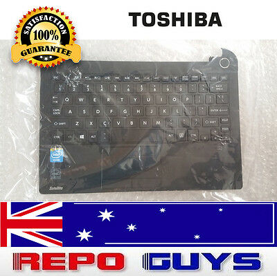 Brand New Toshiba Satellite NB10T Keyboard w/ Top Cover Genuine Part H000064080