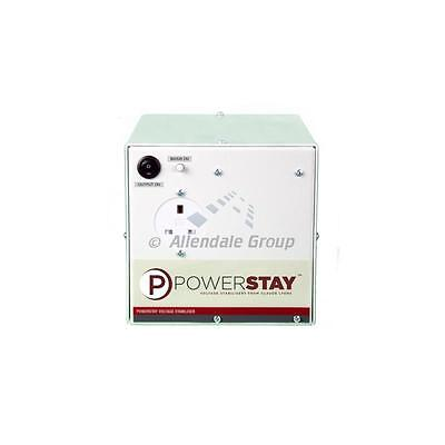 PowerSave MS-1.5 Voltage Stabiliser: 1.5A, Input +10%, -20%, Output 230V +/-1.5%