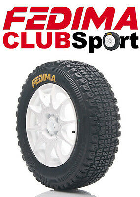 Fedima Club Sport Autocross FM7 195/65R15 - soft