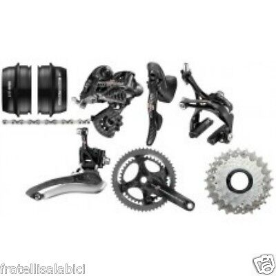 Group / Group / Group Campagnolo Record 11V 8 Pz 2015