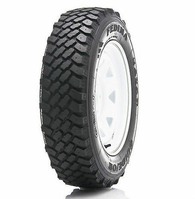 Fedima F/OR Competition Offroad Cross 185/75R16 E-Kennzeichnung - gelb (S1)