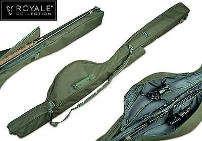 Fox NEW Royale 10ft 2-Rod Padded Sleeve Fishing Luggage Rod Holdall - CLU269