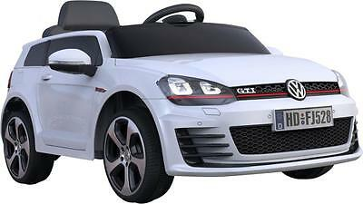 Volkswagen VW Golf Gti Licensed Battery Electric Kids Ride on Car Jeep 12v