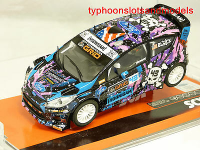 SCX A10209 Ford Fiesta RS WRC - ST-RX43 - Ken Block - New & Boxed