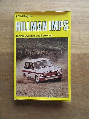 Hillman Imps - Tuning, Overhall and Servicing. 1969 Edition.