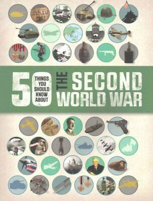 50 Things You Should Know About the Second World War 9781784930356