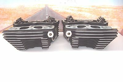 CYLINDER HEADS Front Mounts 7mm Valves  HARLEY Fits TC 2007-2013 Touring  Y7