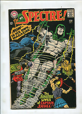 The Spectre #1 (7.5) Key Issue!
