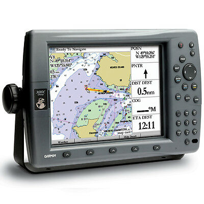Display replacement for Garmin GPSmap 3010c/3210c  Chartplotter