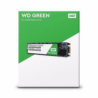 Western Digital WD Green 240GB SATA M.2 2280 Internal Solid State Drive SSD