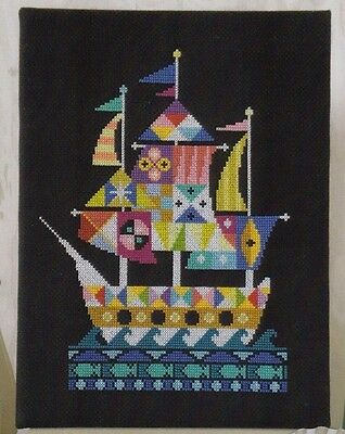 Voyage -  fun cross stitch chart - Satsuma Street