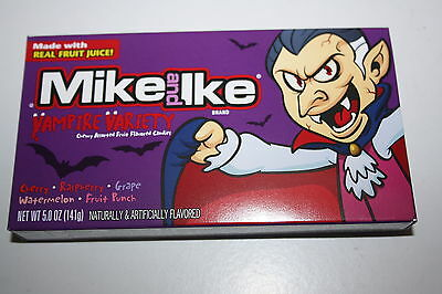 2 x Mike and Ike VAMPIRE VARIETY 141g each box