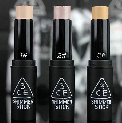 Professional Concealer Shimmer Color Contour & Highlight Stick Highlighter Sale