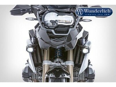 Wunderlich micro flooter LED additional fog lights BMW R1200GS LC