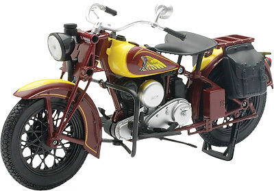 New Ray Toys NEW-RAY Die Cast Replica INDIAN SPORT SCOUT 1934 1:12 42113 15-5228