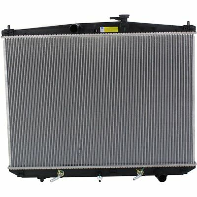 Radiator For 2014-16 Toyota Highlander 3.5L 1 Row w/o Tow Pkg