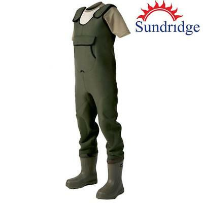 Diawa/sundridge New Hotfoot Super Light Thermal Neoprene Chest Waders