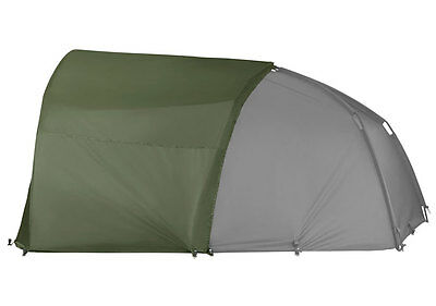 Trakker NEW Fishing Tempest Brolly Utility Extended Front SALE - 202904