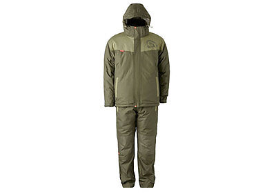 Trakker NEW Carp Fishing Green Core Three Piece Multi Suit *All Sizes*