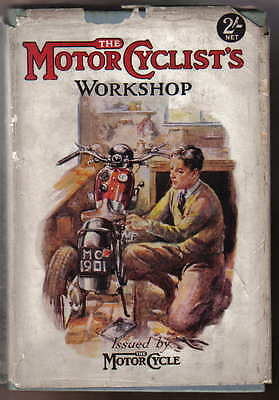 Motor Cyclist's Workshop by Torrens of 'The Motorcycle' inc. tuning for speed