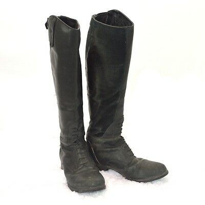 Used Ariat Bromont H2O Insulated Tall Boots  -Black -  Sz 8.5 Reg/Med #70531